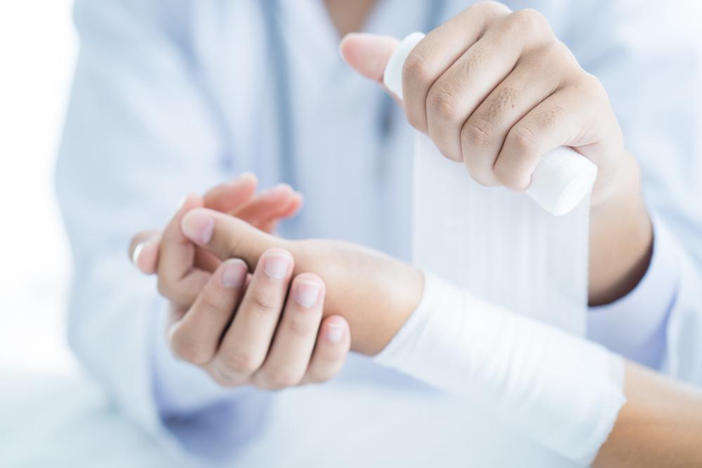 Tratamento de Feridas com Laserterapia